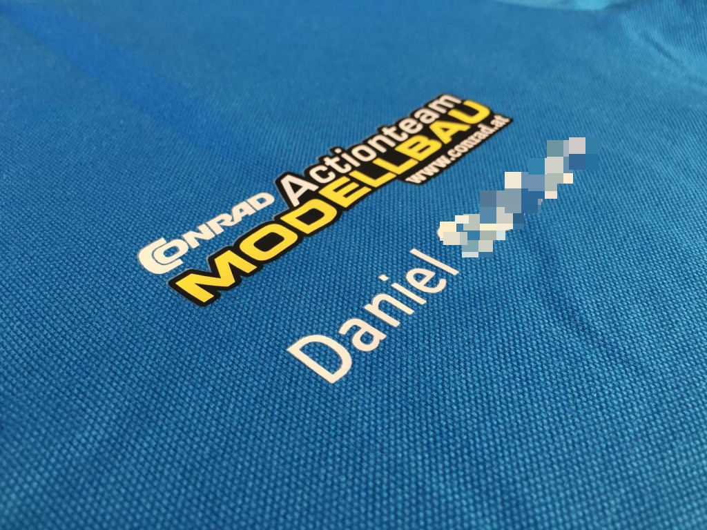 Individualisierte T-Shirts bedrucken lassen