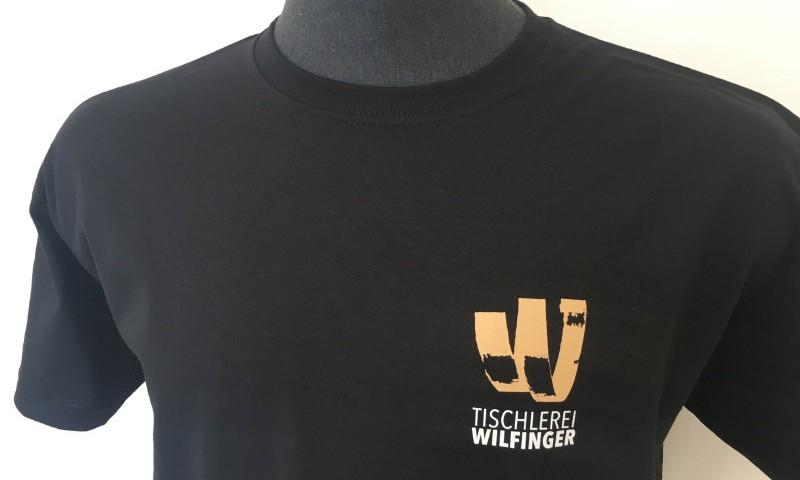 T-Shirts mit Siebdruck bedruckt von Styriatex